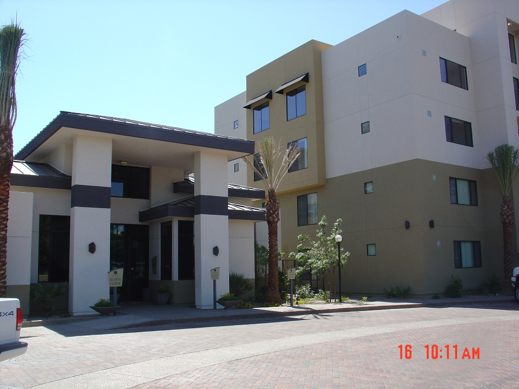 Arete Apartments-Arizona Central Paint and Drywall 7